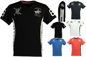 Geographical-Norway-Herren-T-Shirts-Kurzarm-T-shirts-Hemd-Jvian-S-M-L-XL-2XL-3XL