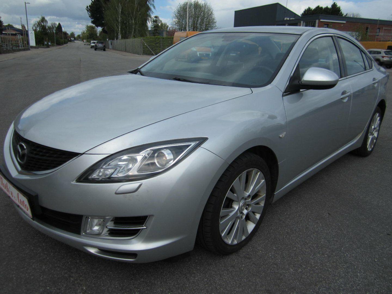 Brugt Mazda 6 DE Advance i Solrød og omegn