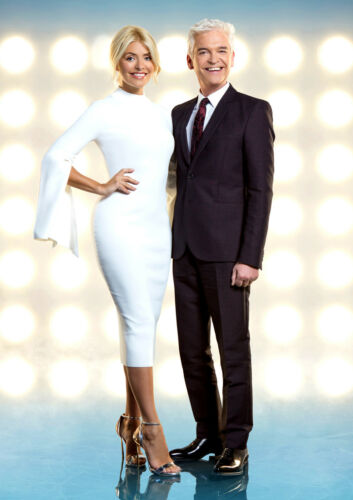 CHOOSE YOUR SIZE Holly Willoughby Philip Schofield Poster This Morning FREE P+P
