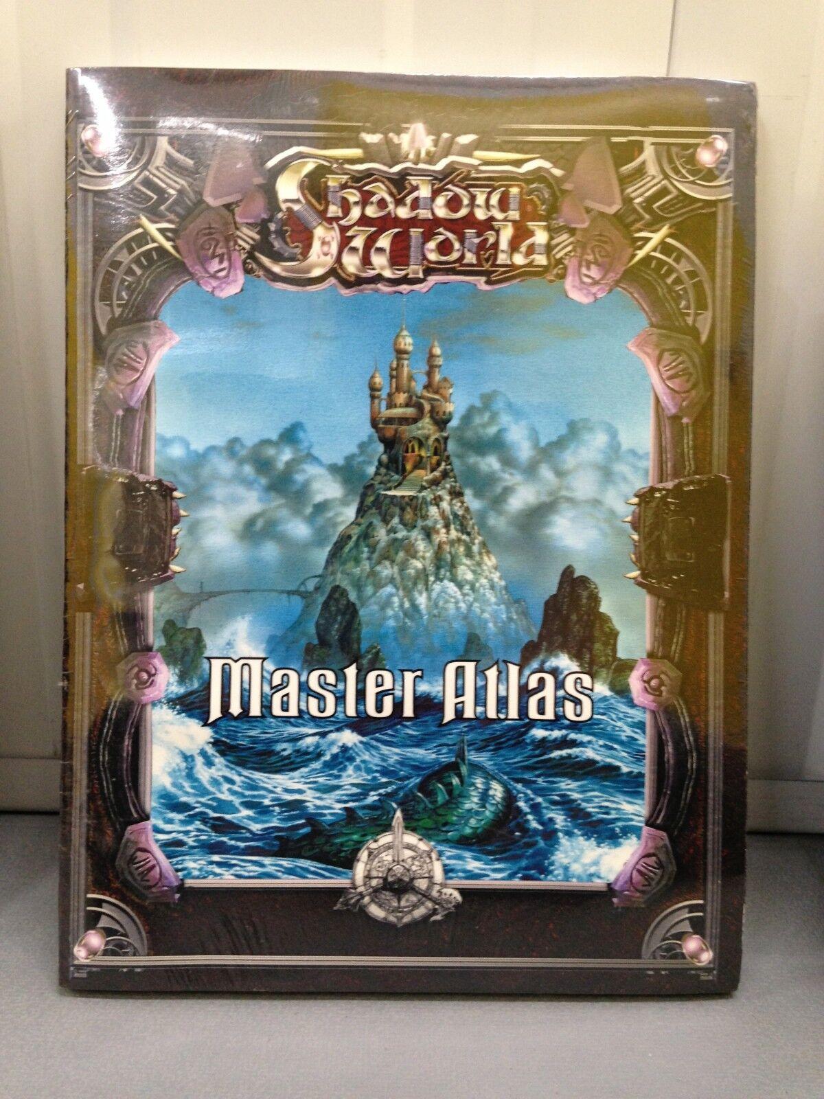 Atlas Mundial Master De Sombra - 4th Edicion-Sellado