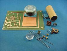 """""""Old School"""" Project Kit  FIELD DISTURBANCE SENSOR w/ALARM SOUNDER (16 parts)"""