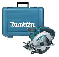 Makita DSS611 18v segatrice a disco solo corpo LITHIUM ION CE plus valigetta