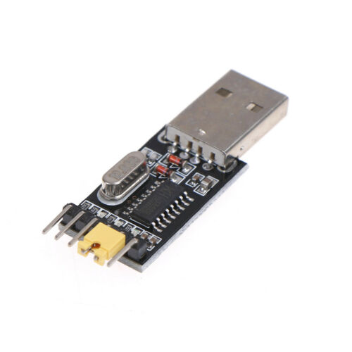 2pcs USB to TTL UART Module CH340G 3.3//5V Serial Converter Switch Replace PES