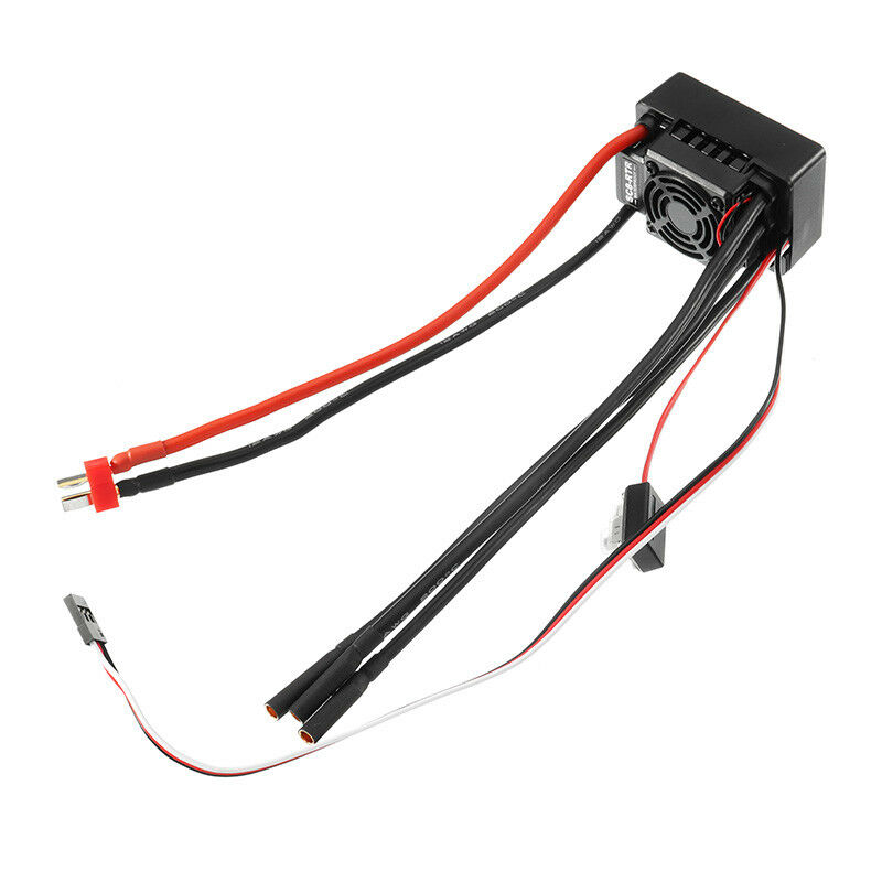 JLB Racing CHEETAH 1/10 Brushless RC Car Parts Waterproof 2-4s Lipo 120A ESC EA1