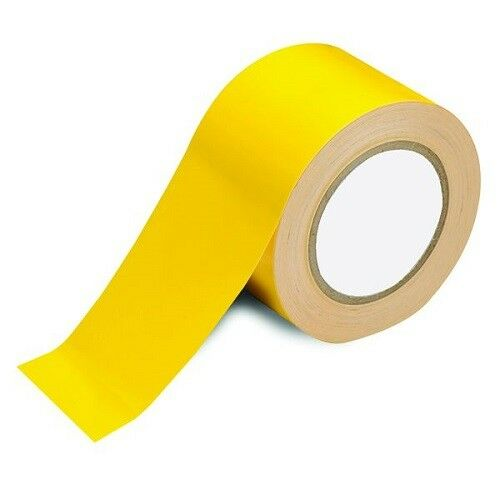 100mm x 5Mtr Thermoplastic Road Line Car Park Tape Torch-On Marking Lines