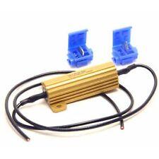 RECON 26420 Resistor 12-Volt 6-ohm 50-watt Aluminum Bulb LED