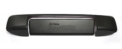 BLACK TAILGATE TAIL GATE HANDLE COVER FORD RANGER WILDTRAK XL XTL 2012 - 2014