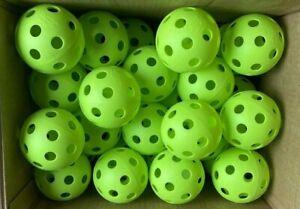 "WIFFLE BALLS Baseballs - 3.75"" diameter - 30 Total - NEW!"