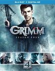 Grimm - Complete Season 4 Blu-ray for Aus Players