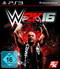 WWE 2K16 (Sony PlayStation 3, 2015)
