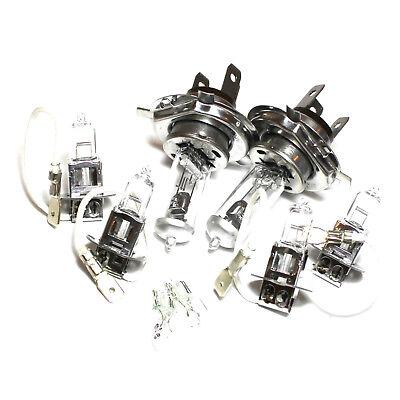 VW Polo 6N1 H4 H3 501 55w Super White Xenon High//Low//Fog//Side Headlight Bulbs
