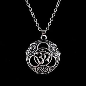 Sanskrit-Aum-Ohm-Om-Hinduism-Yoga-Necklace-Yoga-Pendant-Pendants-Jewelry