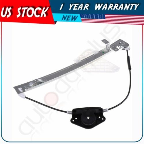 New Power Window Regulator fits Jeep Grand Cherokee Rear Left Without Motor