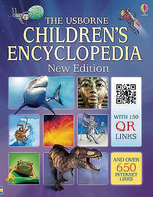 "1 of 1 - ""VERY GOOD"" Various, Children's Encyclopedia, Book"