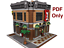 Lego-Custom-Modular-Detective-s-Office-Neighborhood-10246-Instructions-PDF-Only thumbnail 4