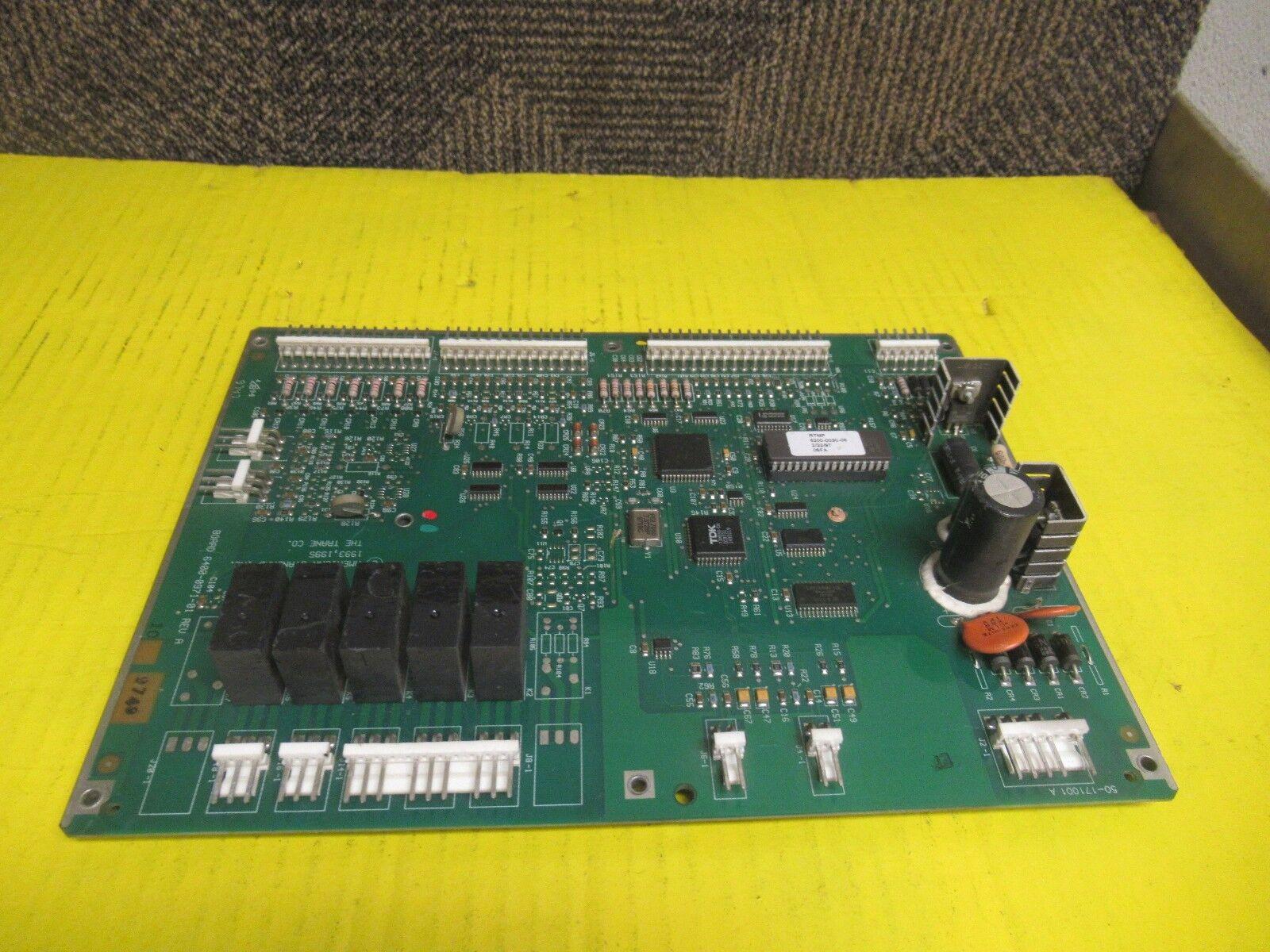 TRANE CIRCUIT BOARD 6400-0971-01 REV A X13650558-01 REV A
