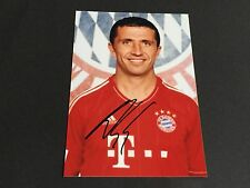 ALTIN LALA FC BAYER MÜNCHEN signed Photo 10x15