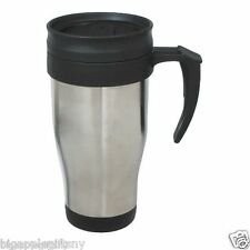 Item 4 Stainless Steel Insulated Double Wall Travel Coffee Mug Cup 14 Oz New
