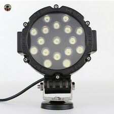 LAND ROVER DEFENDER 60W 4000 LUMEN WORKLIGHT Riflettore 4X4 12V 24V 4x4 Nero