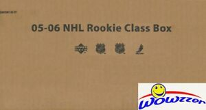 2005-06-UD-Hockey-Rookie-Class-Sealed-20-Box-CASE-20-Sidney-Crosby-Ovechkin-RC