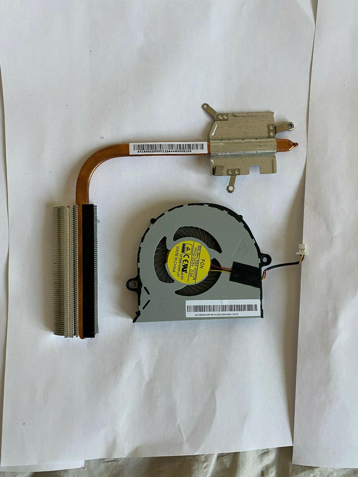 Acer Travelmate P256 Fan & Heatsink DC28000ERF0F
