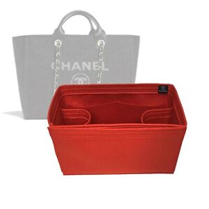 Bag Organizer for Chanel Deauville Medium Tote (Zoomoni / Handmade)