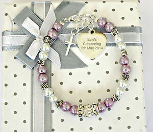adjustable free white cross bracelet baptism pearl girls thumb collections silver ideas tag sterling baby