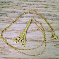 FRED of PARIS EIFFEL TOWER / CONCORDE PENDANT - 18k Yellow Gold