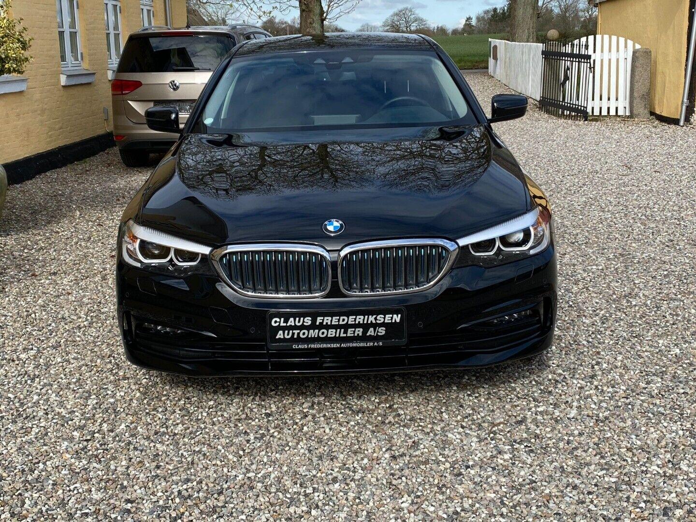 BMW 530e 2,0 iPerformance Sport Line aut. 4d - 449.900 kr.