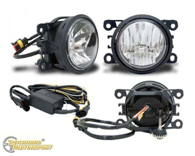 LED Tagfahrlicht + Nebelscheinwerfer Tagfahrleuchten Peugeot 607