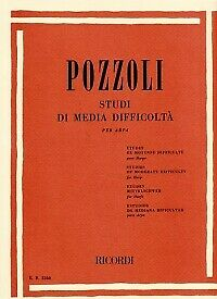 POZZOLI-STUDIES-OF-MEDIUM-DIFFICULTY-Harp
