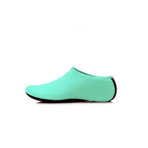 Unisex Skin Water Shoes Beach Socks Yoga Diving Exercise Pool Swim On Surf Slip