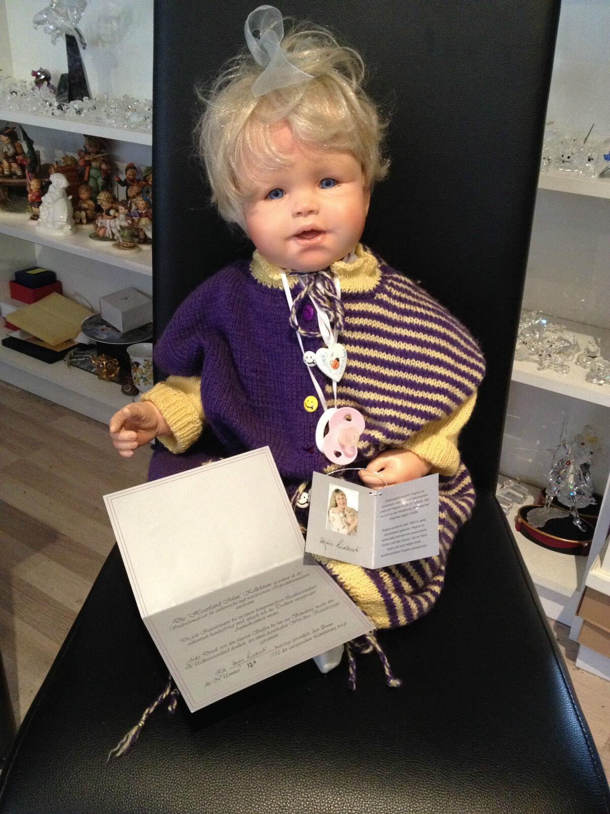 Regina swialkowski bambola Diana edizione limitata con certificato Top Condizione