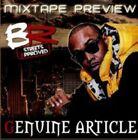 Black Rob Genuine Article 2015 Rap CD Q Parker 112