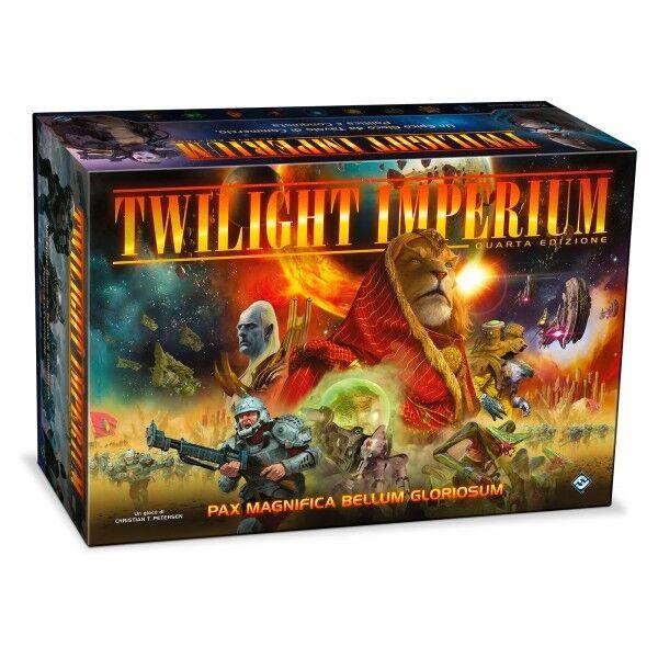 Twilight Imperium Cuarto Edición, Juego De Mesa, Nuevo, Edición Italiana