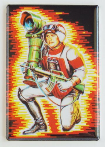 Sneak Peak FRIDGE MAGNET gi joe real american hero