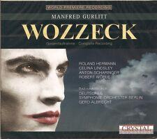 Gurlitt - Wozzeck / Hermann • Lindsley • Scharinger • Wörle