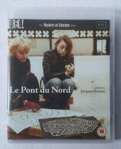 Le-Pont-du-Nord-1981-Jacques-Rivette-2015-Eureka-UK-Region-Blu-ray-amp-DVD-2-Disc