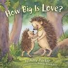 How Big Is Love? (Padded Board Book) by Amy Parker (Board book)