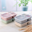 Lunch-Box-Plastic-Containers-3-Compartment-School-Students-Lunch-Food-Boxes thumbnail 10