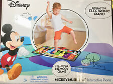 Disney Mickey Mouse Interactive Electronic Floor Piano Music Mat 3