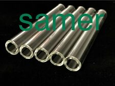 4 Long 10 Piece 12 Mm Pyrex Glass Blowing Tubes 2 Mm Thick Wall Smooth End