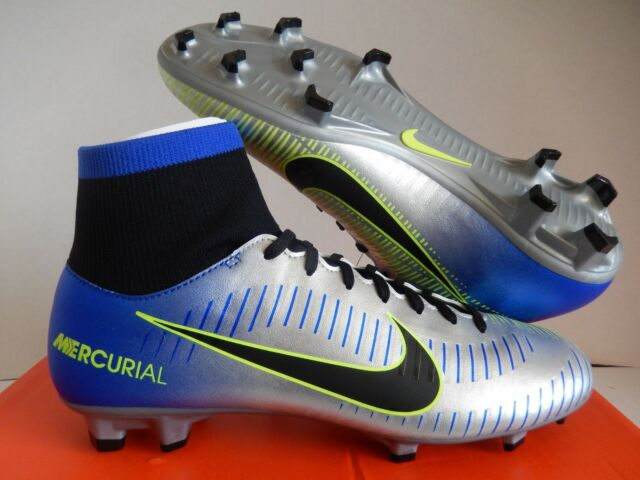 reputable site c99bf f70e5 Nike Mercurial Victory VI DF FG Neymar NJR 2017 Soccer Firm Ground Cleat  2018 US 8.0