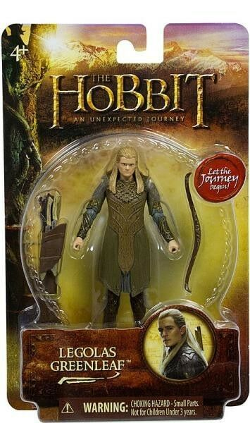 THE HOBBIT MINI FIGURE SERIES 1 UNEXPECTED JOURNEY 4 x BLIND BAGS NEW AND SEALED