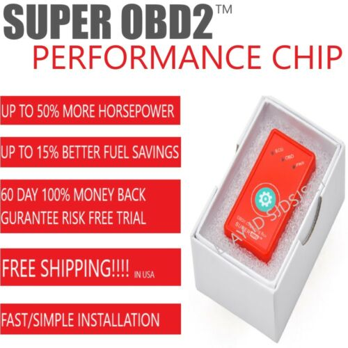 CADILLAC ESCALADE ESV-EXT-LUXURY-PREMIUM-PLATINUM SUPER OBD2 PERFORMANCE CHIP