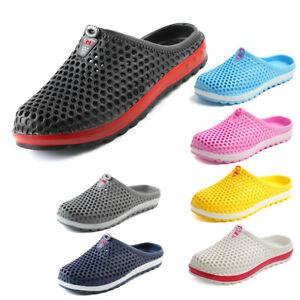 Men-039-s-Womens-Garden-Clogs-Anti-Slip-Beach-Shower-Sandals-Water-Shoes-Slippers