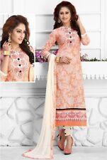 Radiant Cotton Embroidered Salwar Suit Dress Material D.NO NKT526