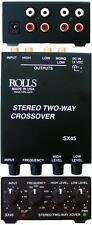 Rolls SX45 Tiny Stereo 2 Way Crossover