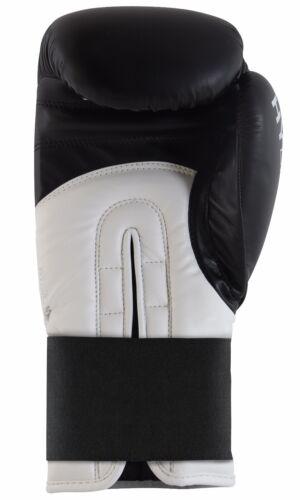 buy popular 958e7 ba07d 8 sur 12 Adidas Gants de Boxe Combat Hybride 100 8oz 283 Gr 12oz 14oz 16 oz  Noir Rouge
