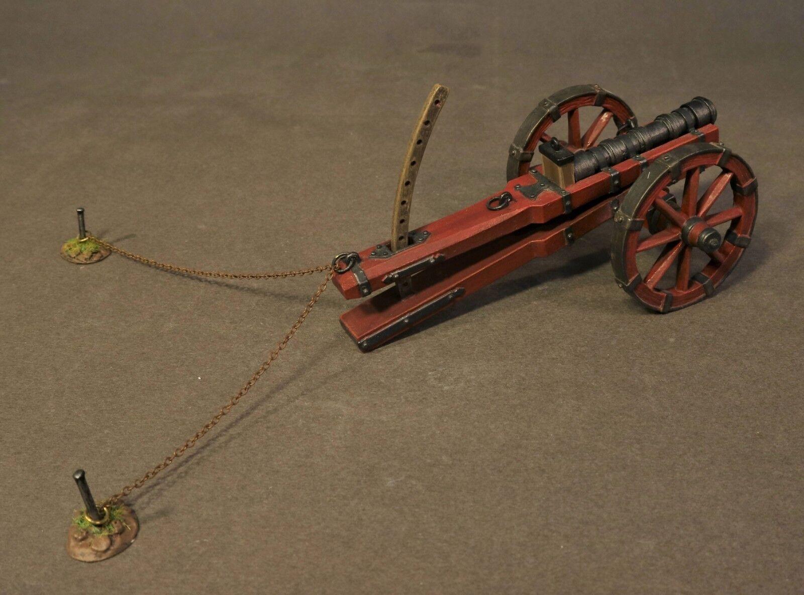 John Jenkins War Of The pinks WORGUN-01 Verschluss Ladung Feld Cannon MIB
